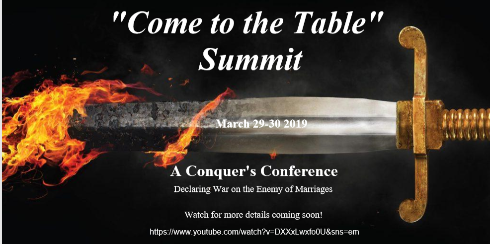 Conquer Conference